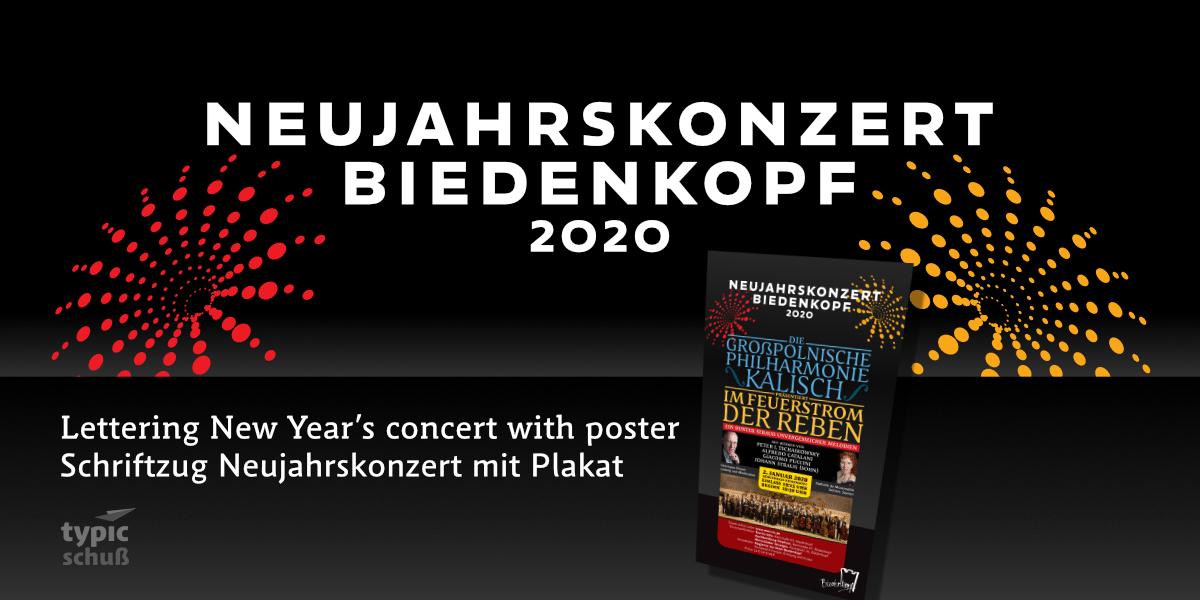 Neujahrskonzert Biedenkopf 2020